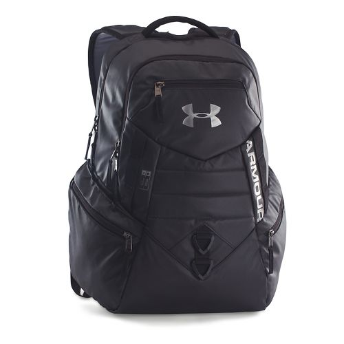 Under Armour Quantum Backpack Bags - Black/Silver