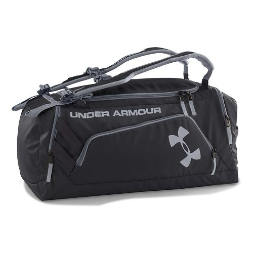 Under Armour Contain Backpack/Duffel II Bags - Black/Steel