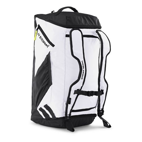 Under Armour Contain Backpack/Duffel II Bags - White/Black