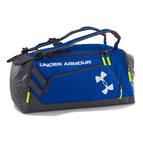 Under Armour Contain Backpack/Duffel II Bags - Royal/White