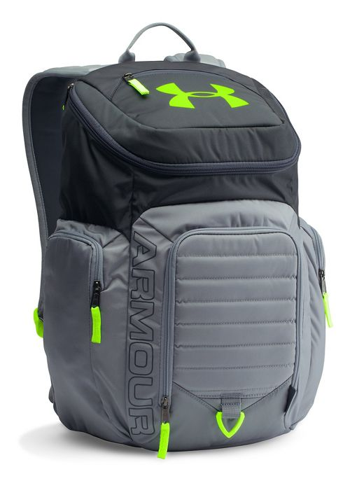 Under Armour Undeniable Backpack II Bags - Stealth Grey/Steel