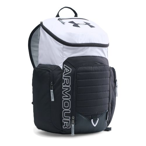 Under Armour Undeniable Backpack II Bags - White/White