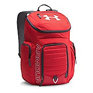 Under Armour Undeniable Backpack II Bags - Red/Steel