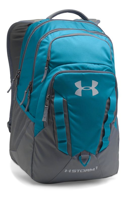 Under Armour Recruit Backpack Bags - Bayou Blue/Graphite