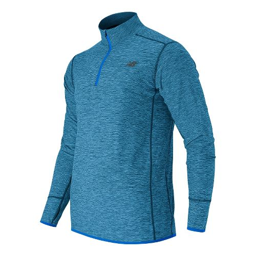 Men's New Balance�Space Dye Quarter Zip
