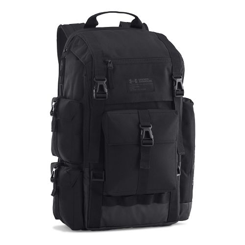 Under Armour Regiment Backpack Bags - Black/Charcoal