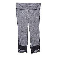 Womens Under Armour Fly by Textured Capris Pants