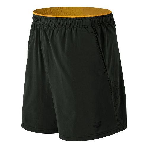 Men's New Balance�7'' Performance 2-In-1 Woven Short