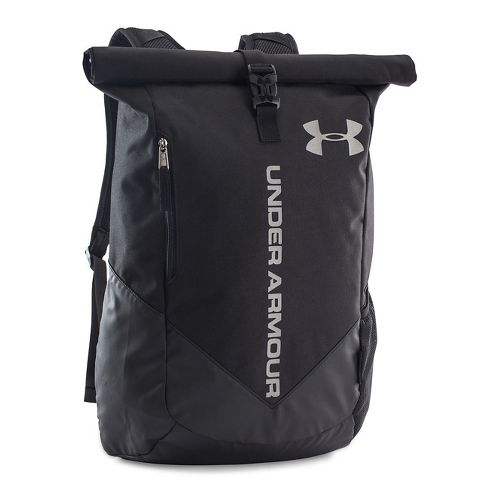 Under Armour Roll Trance Pack Bags - Black/Charcoal