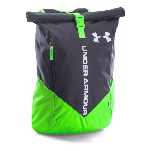 Under Armour Roll Trance Pack Bags - Grey/White