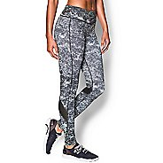 Womens Under Armour Fly By Printed Legging Full Length Tights