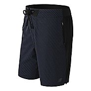 Mens New Balance Stretch Woven Board Unlined Shorts