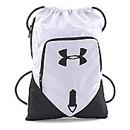 Under Armour Undeniable Sackpack Bags - White/Black