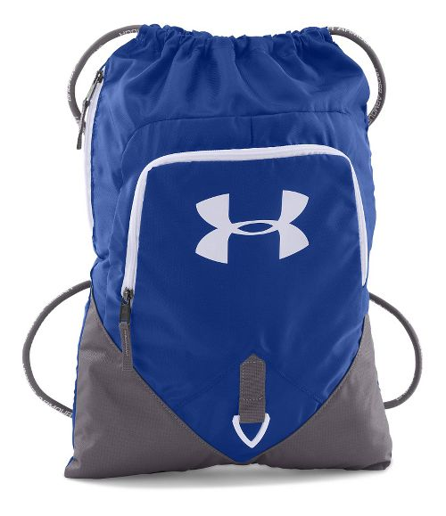 Under Armour Undeniable Sackpack Bags - Royal/White