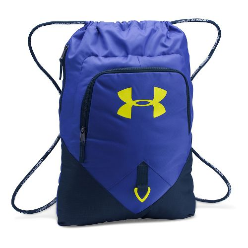Under Armour Undeniable Sackpack Bags - Purple/Blue