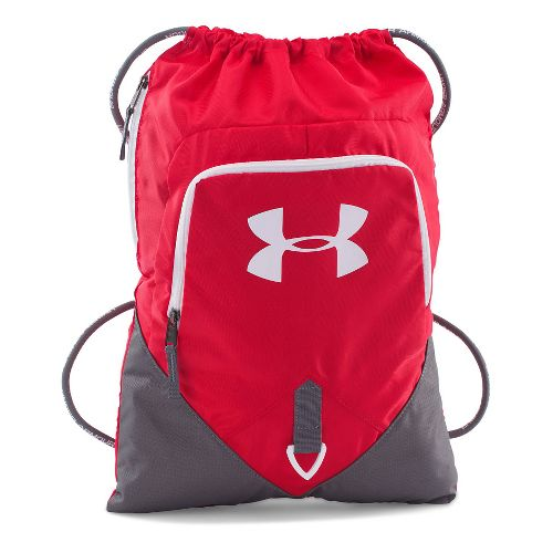 Under Armour Undeniable Sackpack Bags - Red/White