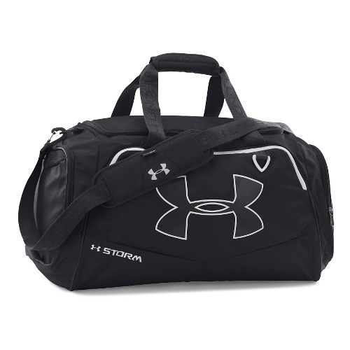 Under Armour Undeniable LG Duffel II Bags - Black/White