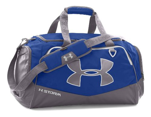 Under Armour Undeniable LG Duffel II Bags - Royal/White