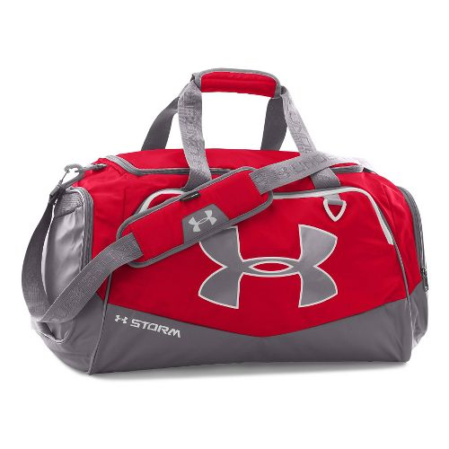 Under Armour Undeniable LG Duffel II Bags - Red/White