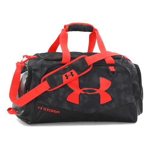 Under Armour Undeniable MD Duffel II Bags - Tan Stone/Orange