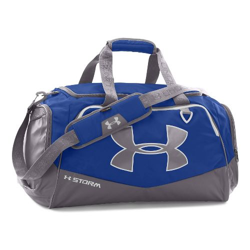 Under Armour Undeniable MD Duffel II Bags - Royal/White