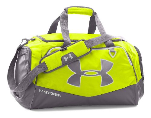 Under Armour Undeniable MD Duffel II Bags - Yellow/White