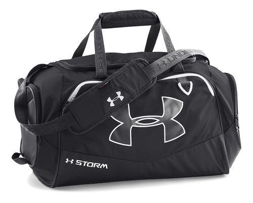 Under Armour Undeniable Small Duffel II Bags - Black/White
