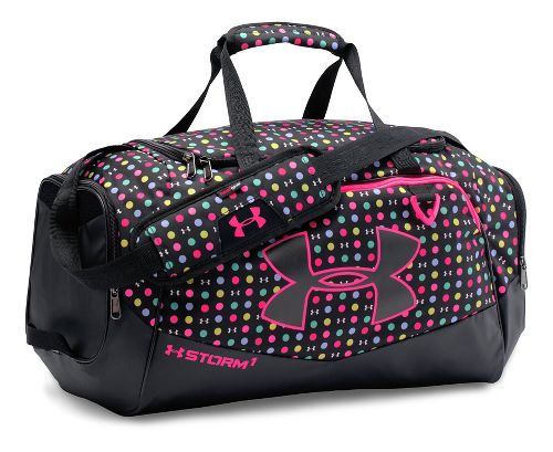 Under Armour Undeniable Small Duffel II Bags - Black/Red