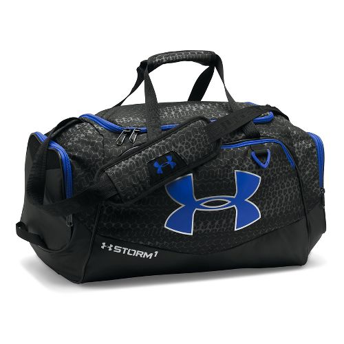 Under Armour Undeniable Small Duffel II Bags - Graphite/Black
