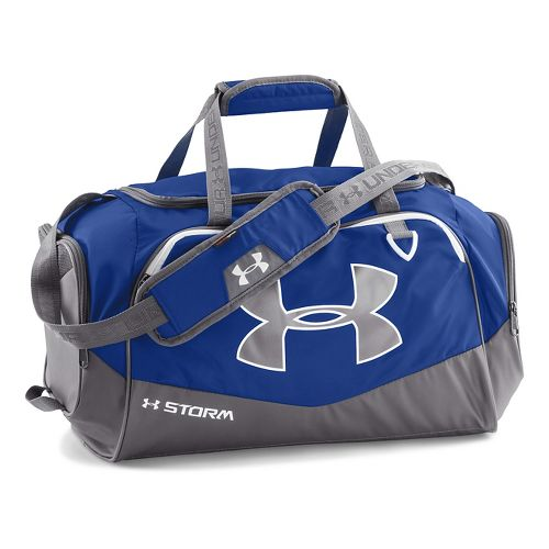 Under Armour Undeniable Small Duffel II Bags - Royal/White