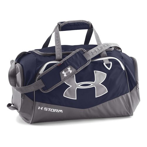 Under Armour Undeniable Small Duffel II Bags - Midnight Navy/White