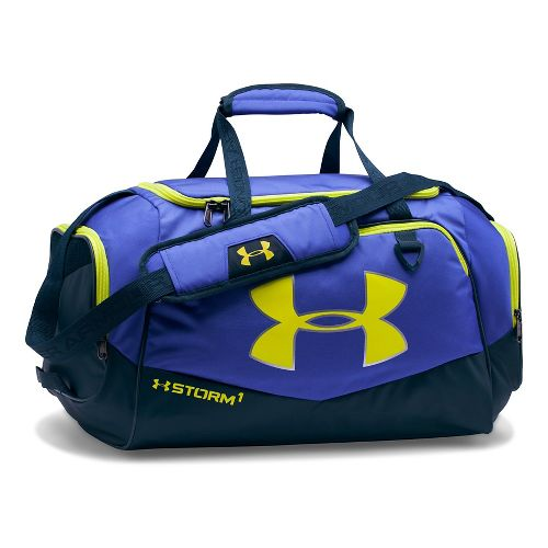 Under Armour Undeniable Small Duffel II Bags - Purple/Blue