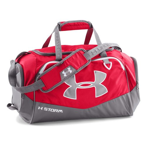 Under Armour Undeniable Small Duffel II Bags - Red/White