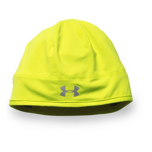 Womens Under Armour Layered Up! Beanie Headwear - Light/Reflective