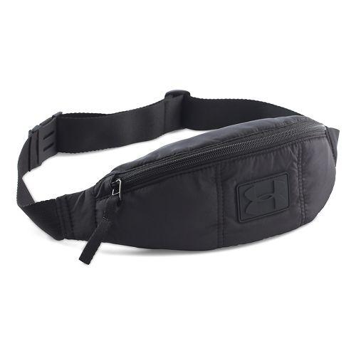 Womens Under Armour Storm Puffer Waistpack Bags - Black