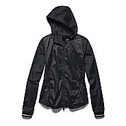 Womens Under Armour Storm Layered Up Cold Weather Jackets - Black/Black S