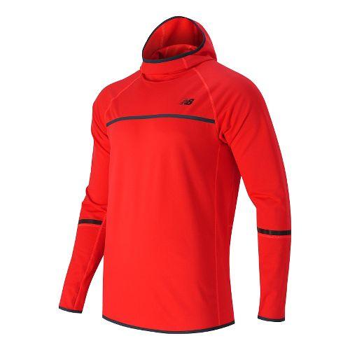 Men's New Balance�NB Heat Pullover Hoodie