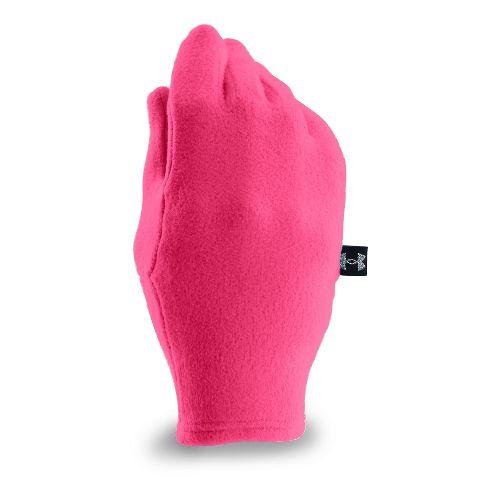 Under Armour Kids Cozy Glove Handwear - Rebel Pink/Silver YL