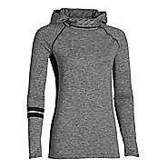 Womens Under Armour Storm Layered Up Long Sleeve Hooded Technical Tops