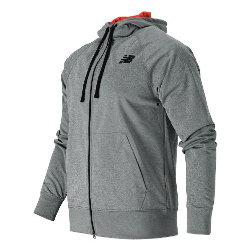 Men's New Balance�Bonded Tech Fleece Jacket