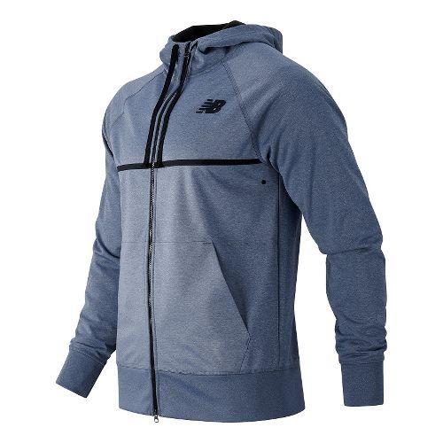 Men's New Balance�Bonded Tech Fleece Jacket