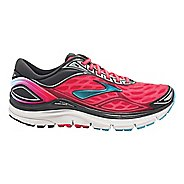 Womens Brooks Transcend 3 Running Shoe - Pink 6