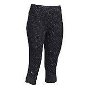 Womens Under Armour Fly Fast Luminous Capri Tights