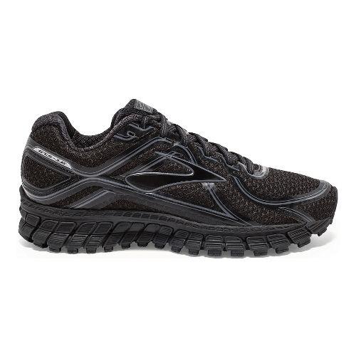 Mens Brooks Adrenaline GTS 16 Running Shoe - Black/Neon 14