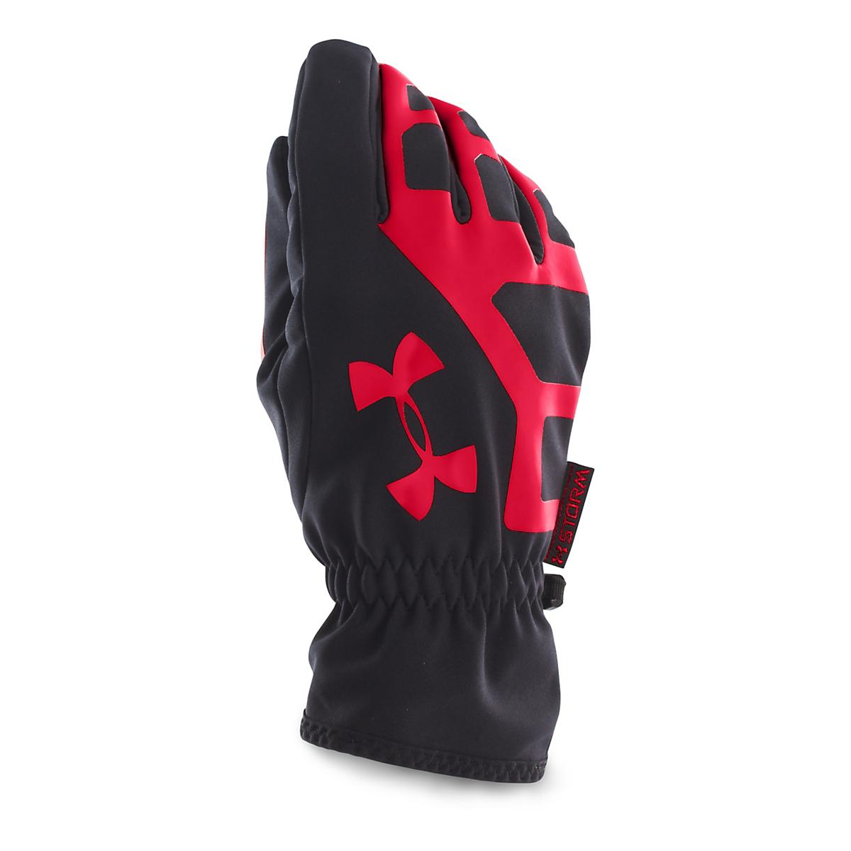 Kids Under Armour�Coldgear Infrared Storm Stealth Glove