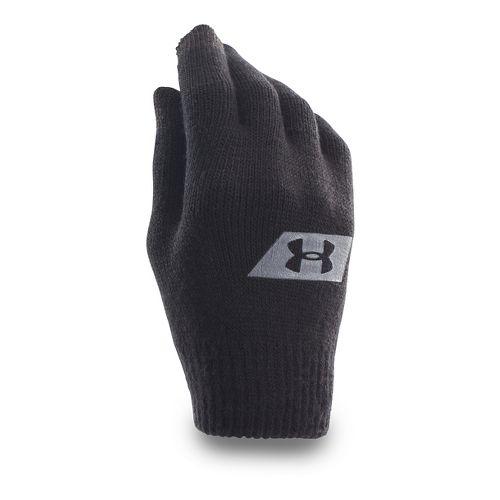 Under Armour Kids Chillz Team Glove 3 pack Handwear - Black/Royal/Red Y