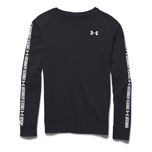 Women's Under Armour�Favorite Fleece Graphic Crew