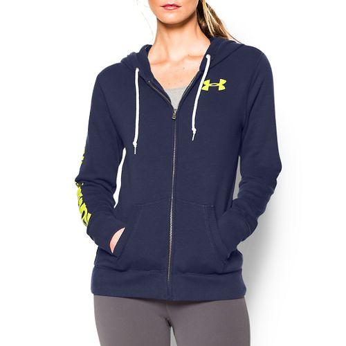 Women's Under Armour�Favorite Fleece Full-Zip Hoody