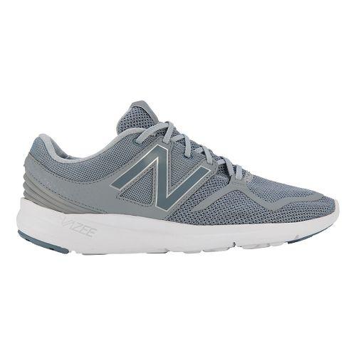 Mens New Balance Vazee Coast Running Shoe - Grey/White 8.5