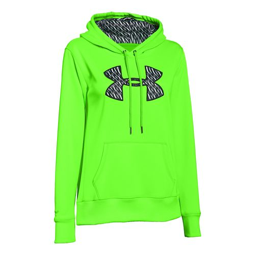 Women's Under Armour�Storm Armour Fleece Printed Big Logo Hoody